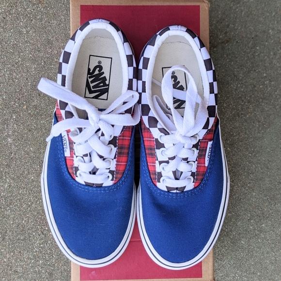 Vans Shoes | Era Boys Tricolored | Poshmark